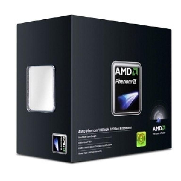 AMD Phenom II X4 965 Black Edition Quad Core Processor - 3.40GHz