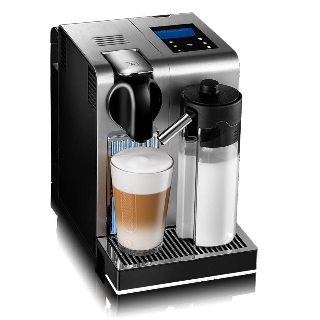Cafetera Nespresso Lattissima Pro Silver